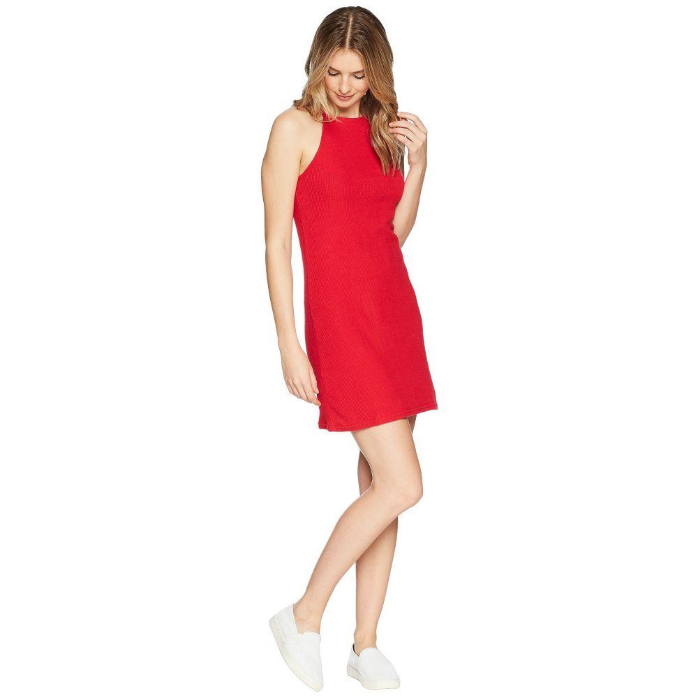ヴァンズ レディース ワンピース・ドレス ワンピース【Alley Dress】Crimson