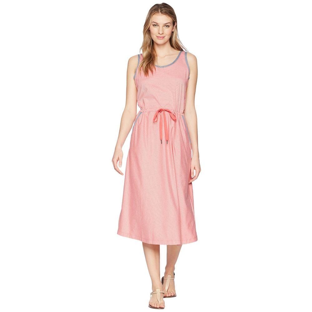コロンビア レディース ワンピース・ドレス ワンピース【Reel Relaxed Dress】Sunset Red/Collegiate Navy