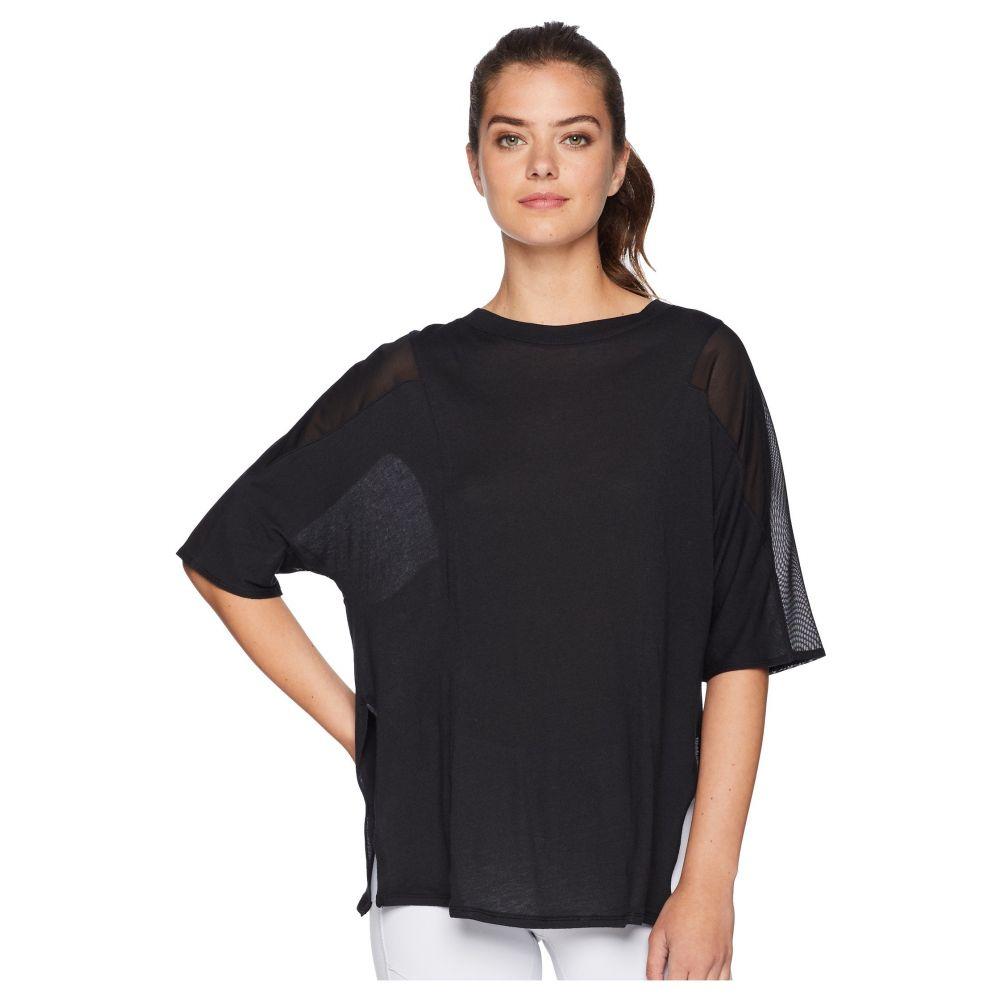 アロー レディース トップス【Shore-Line Short Sleeve】Black