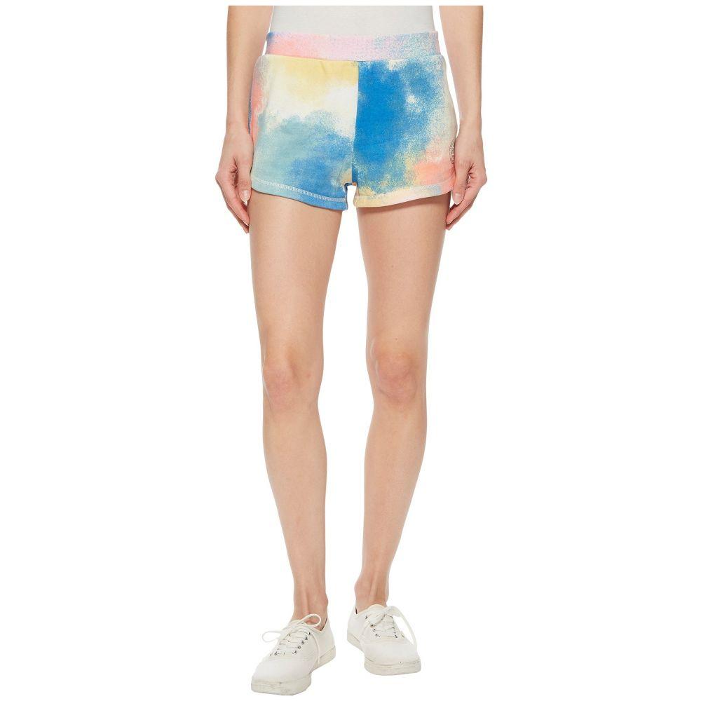 ヴァンズ レディース ボトムス・パンツ ショートパンツ【Newhouse II Shorts】Tie-Dye