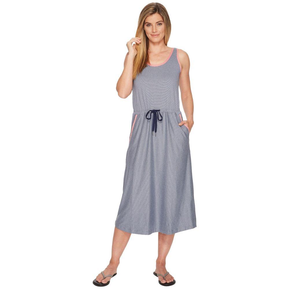 コロンビア レディース ワンピース・ドレス ワンピース【Reel Relaxed Dress】Collegiate Navy/Sunset Red
