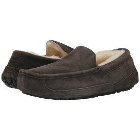 アグ UGG メンズ シューズ・靴 スリッパ【Ascot - WIDE】Charcoal