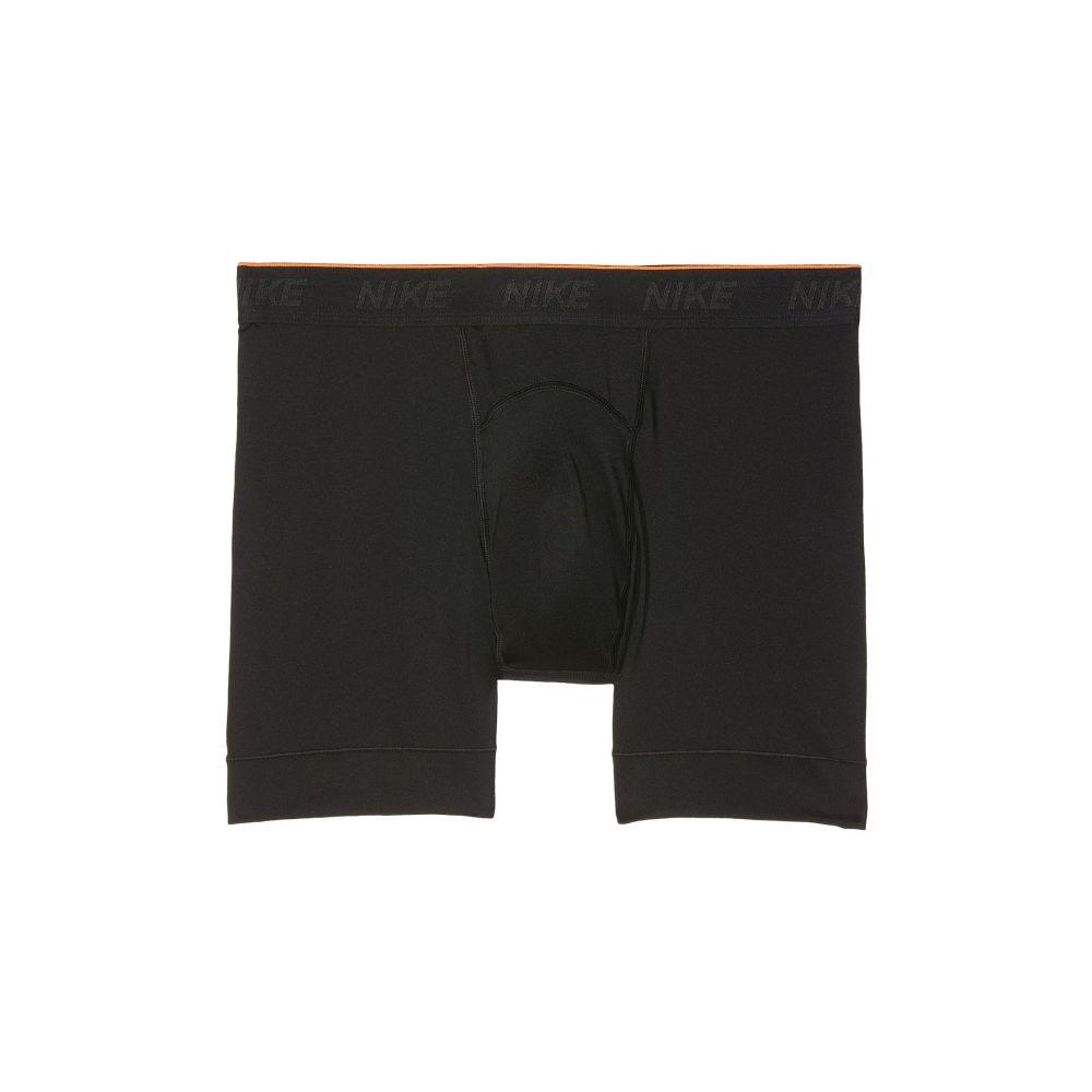 ナイキ Nike メンズ インナー・下着 ボクサーパンツ【Brief Boxer 2-Pair Pack】Black/Black/White