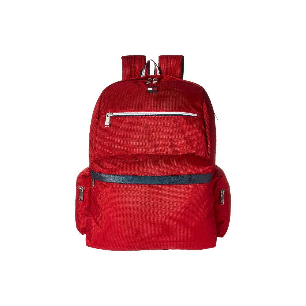 トミー ヒルフィガー Tommy Hilfiger レディース バッグ バックパック・リュック【Lenox Hill Backpack】Red