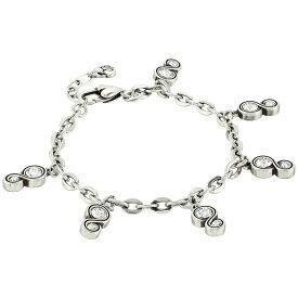 ブライトン Brighton レディース ジュエリー・アクセサリー ブレスレット【Infinity Sparkle Charm Bracelet】Crystal