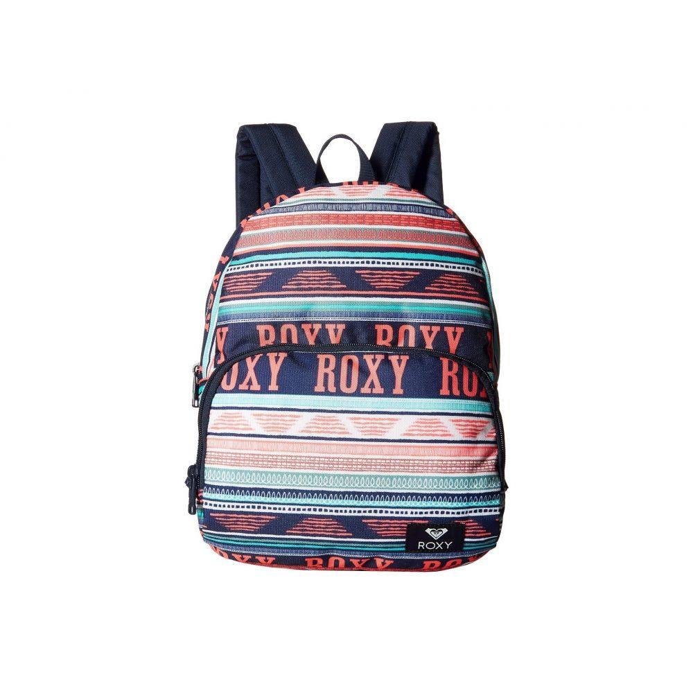ロキシー Roxy レディース バッグ バックパック・リュック【Mini Always Core Backpack】Bright White Ax Boheme Border