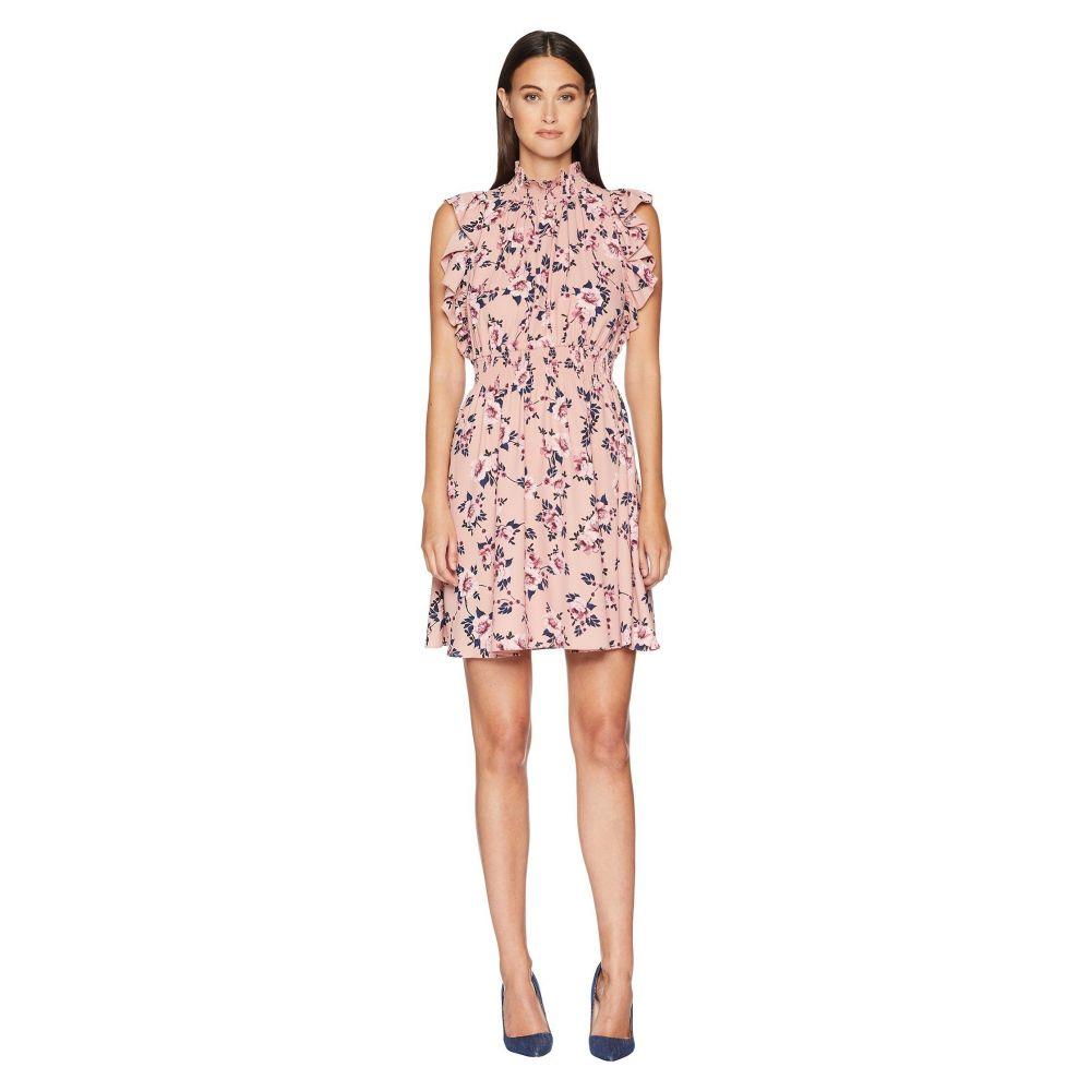 ケイト スペード Kate Spade New York レディース ワンピース・ドレス ワンピース【Out West Prairie Rose Flutter Dress】Faded Peony