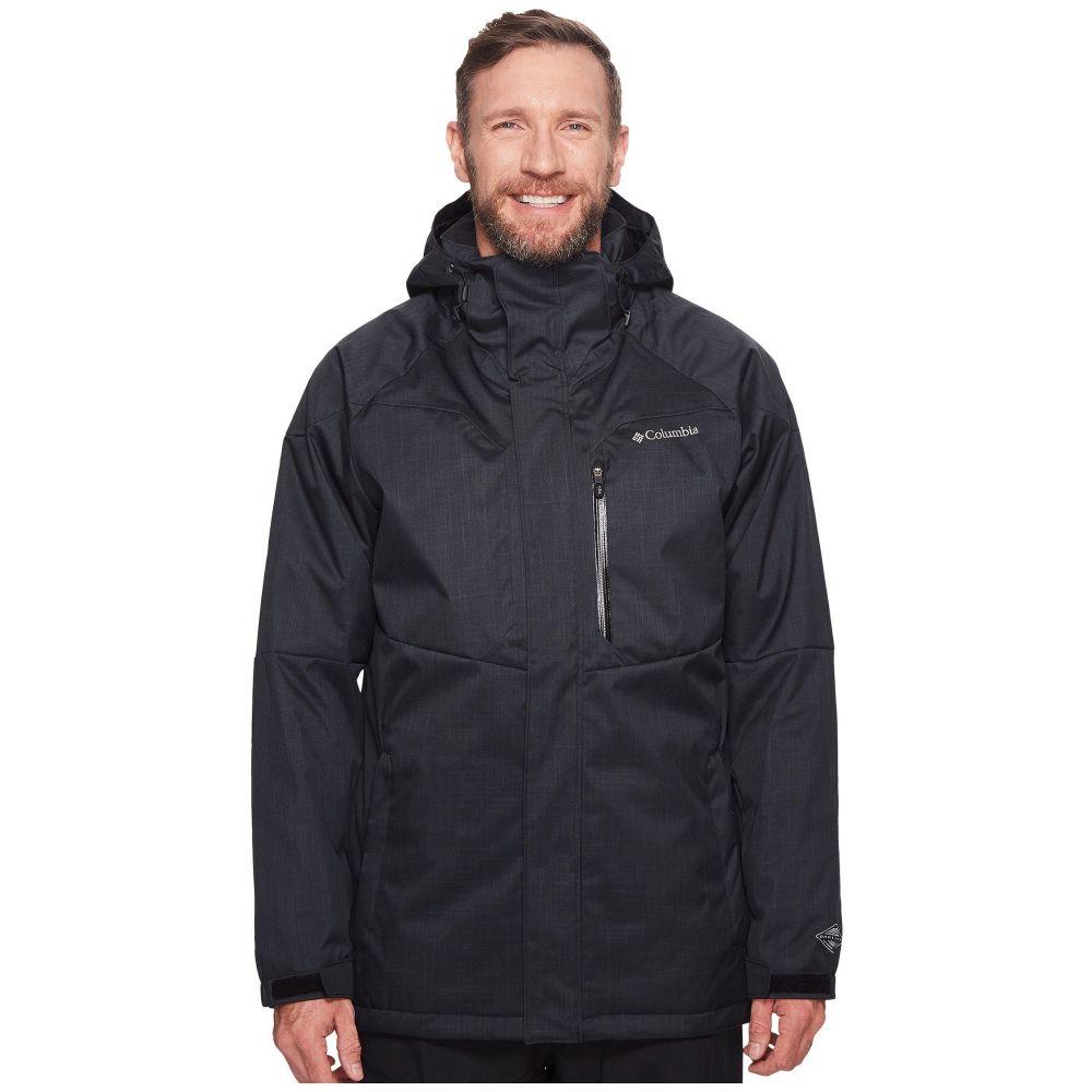 コロンビア Columbia メンズ スキー・スノーボード アウター【Big & Tall Alpine Action(TM) Jacket】Black