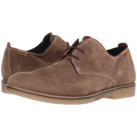 ピコリノス Pikolinos メンズ シューズ・靴 革靴・ビジネスシューズ【Irun Moe 4244SO】Taupe