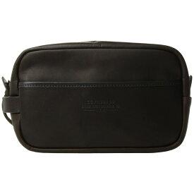 フィルソン Filson レディース ポーチ【Weatherproof Leather Travel Kit】Sierra Brown
