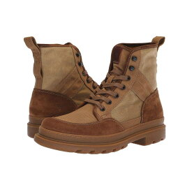 フライ Frye メンズ シューズ・靴 ブーツ【Scout Boot】Tan Multi Suede/Waxy Canvas