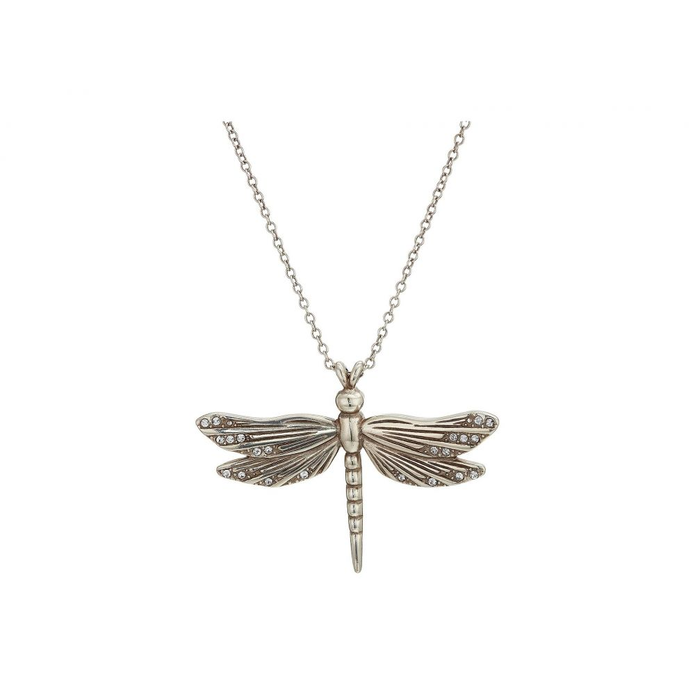 ブライトン Brighton レディース ジュエリー・アクセサリー ネックレス【Solstice Dragonfly Necklace】Crystal