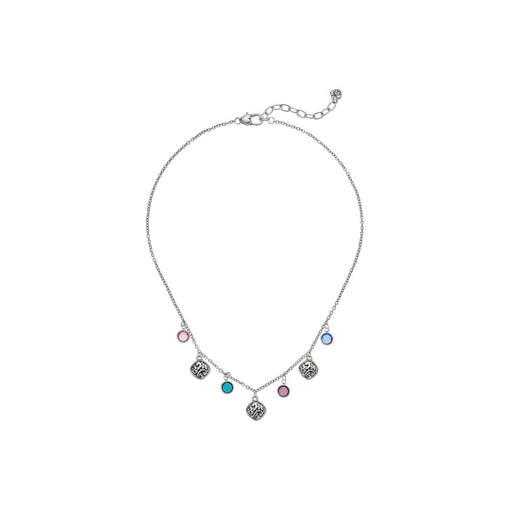 ブライトン Brighton レディース ジュエリー・アクセサリー ネックレス【Elora Gems Short Necklace】Multi