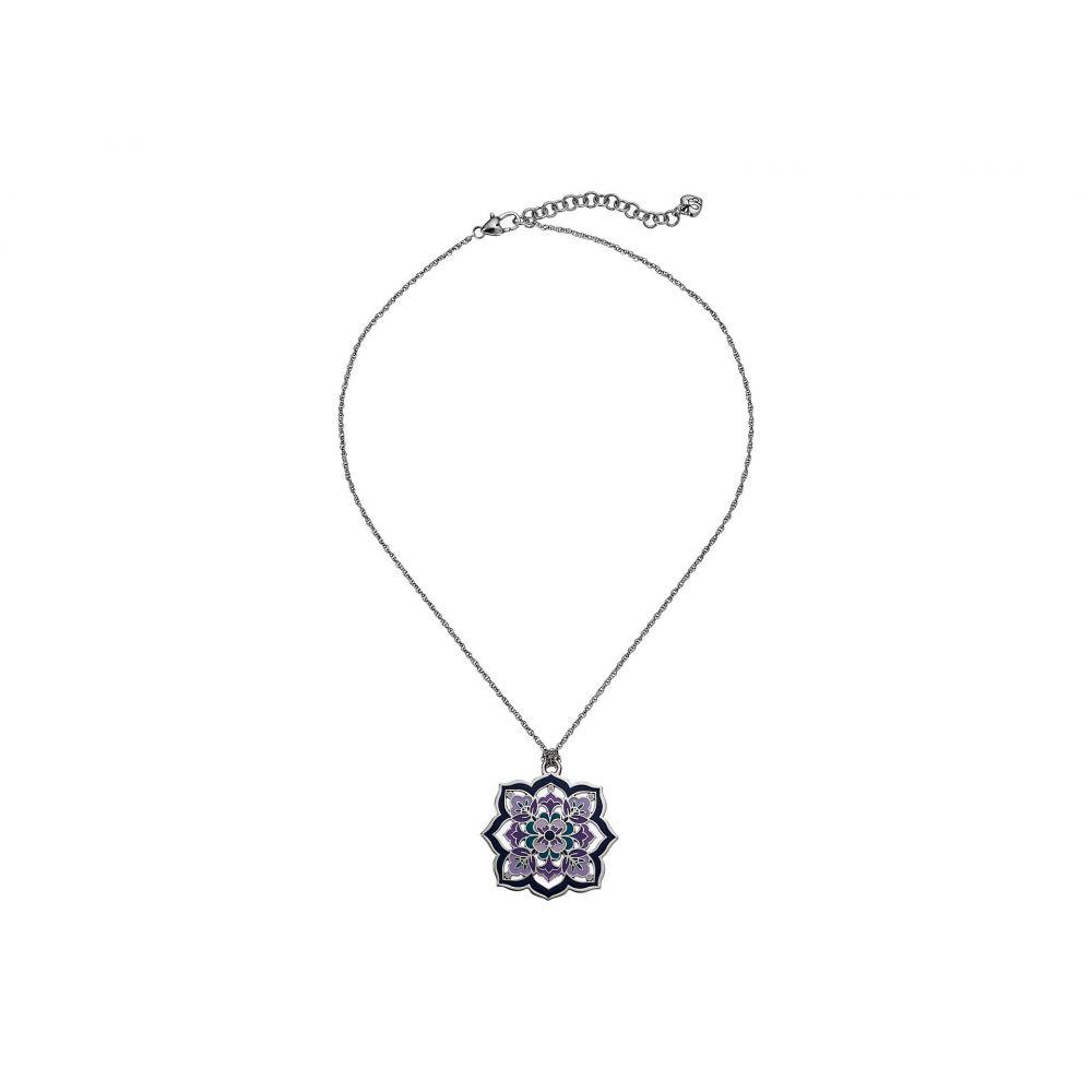 ブライトン Brighton レディース ジュエリー・アクセサリー ネックレス【Casablanca Jewel Multi Necklace】Purple