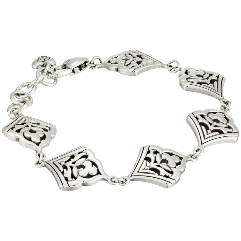 ブライトン Brighton レディース ジュエリー・アクセサリー ブレスレット【Casablanca Jewel Soft Bracelet】Silver