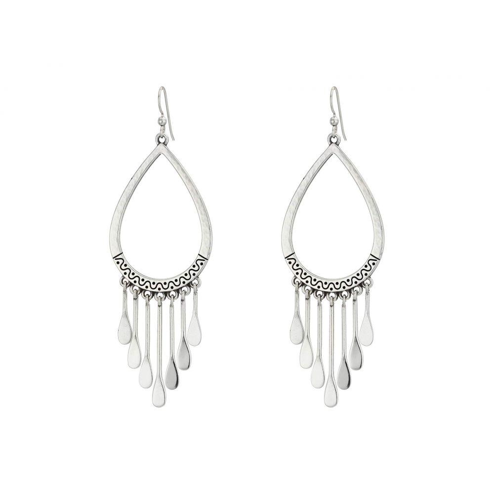 ブライトン Brighton レディース ジュエリー・アクセサリー イヤリング・ピアス【Marrakesh Oasis French Wire Earrings】Silver