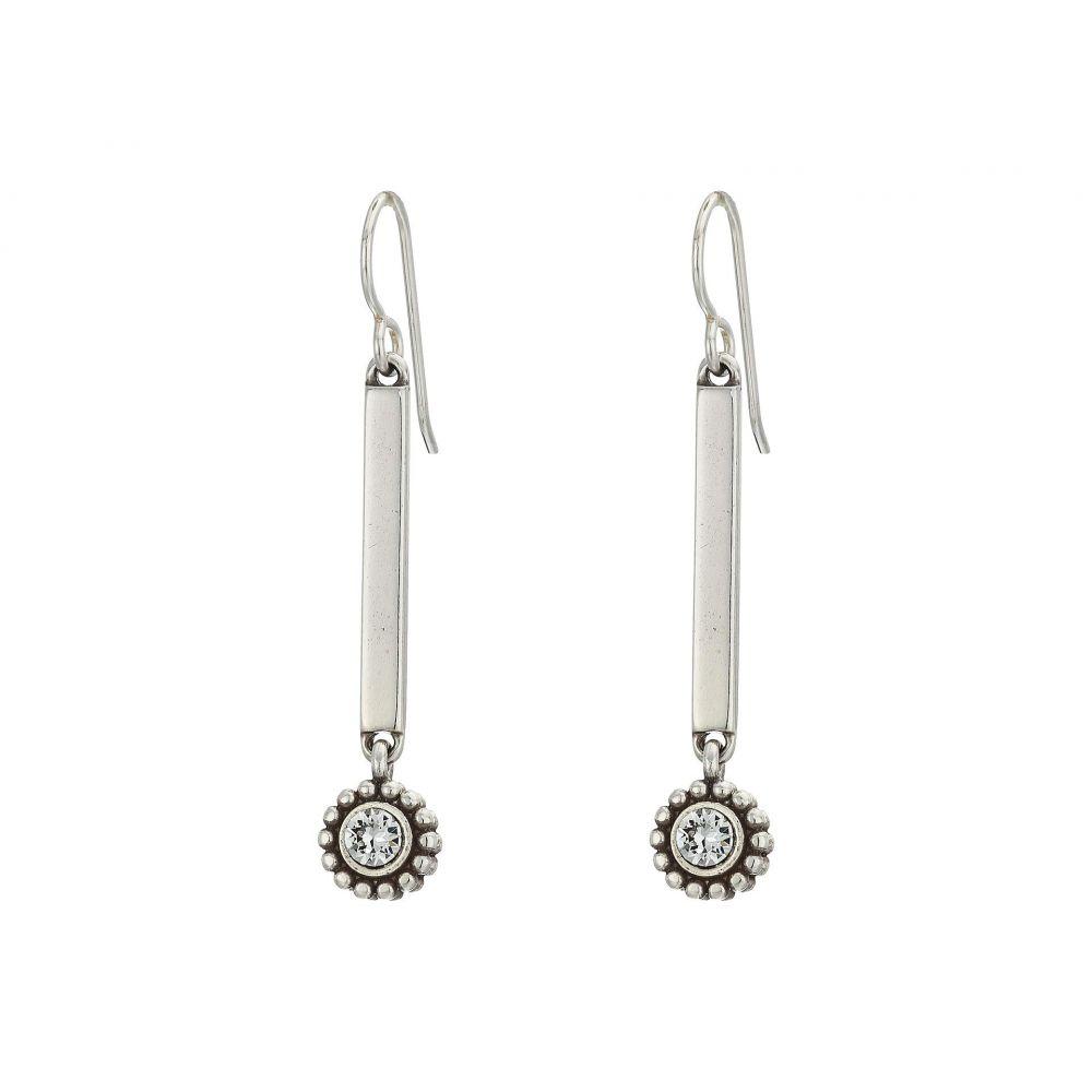 ブライトン Brighton レディース ジュエリー・アクセサリー イヤリング・ピアス【Twinkle Bar French Wire Earrings】Crystal