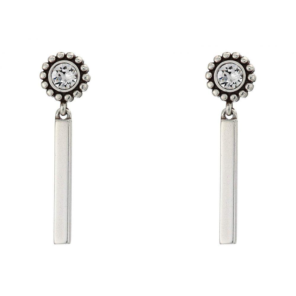 ブライトン Brighton レディース ジュエリー・アクセサリー イヤリング・ピアス【Twinkle Bar Post Drop Earrings】Crystal