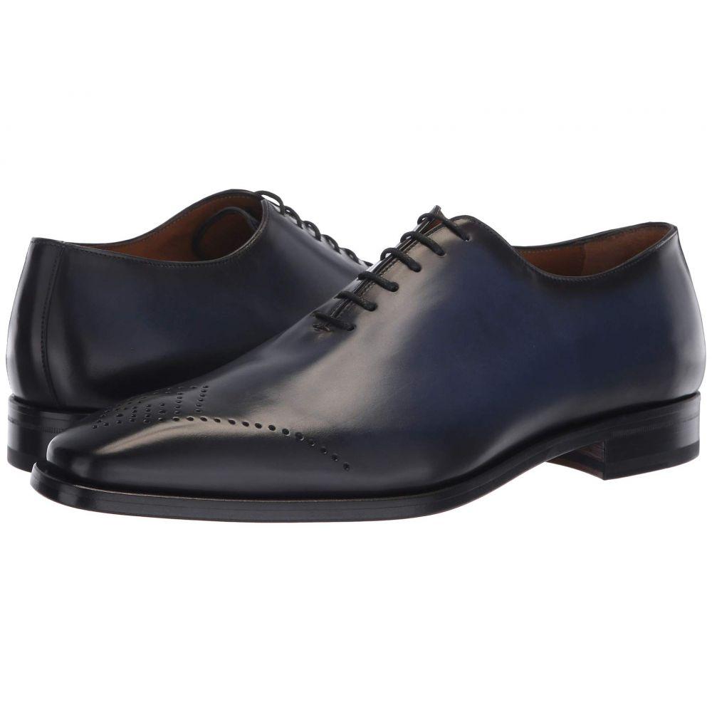 ブルーノ マリ Bruno Magli メンズ シューズ・靴 革靴・ビジネスシューズ【Claudio】Blue