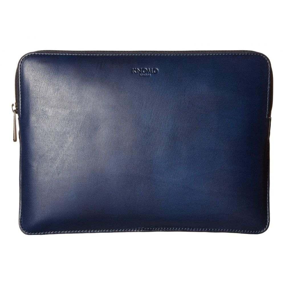 モノ KNOMO London レディース バッグ パソコンバッグ【Barbican Sleeve - 12'】Phoenix Blue