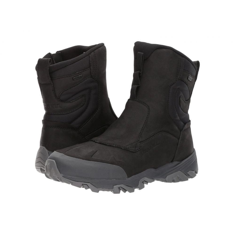 メレル Merrell メンズ シューズ・靴 ブーツ【Coldpack Ice+ 8' Zip Polar Waterproof】Black
