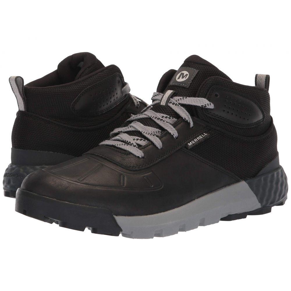 メレル Merrell メンズ ランニング・ウォーキング シューズ・靴【Convoy Mid AC+】Black