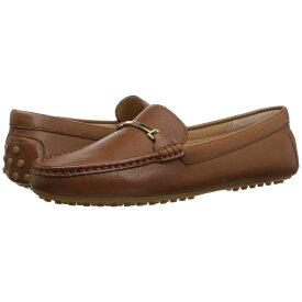 ラルフ ローレン LAUREN Ralph Lauren レディース シューズ・靴 ローファー・オックスフォード【Briony】Deep Saddle Tan Super Soft Leather