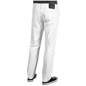リーバイス Levi's Mens メンズ ボトムス・パンツ ジーンズ・デニム【511(TM) Slim】White