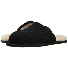 アグ UGG メンズ シューズ・靴 スリッパ【Scuff】Black