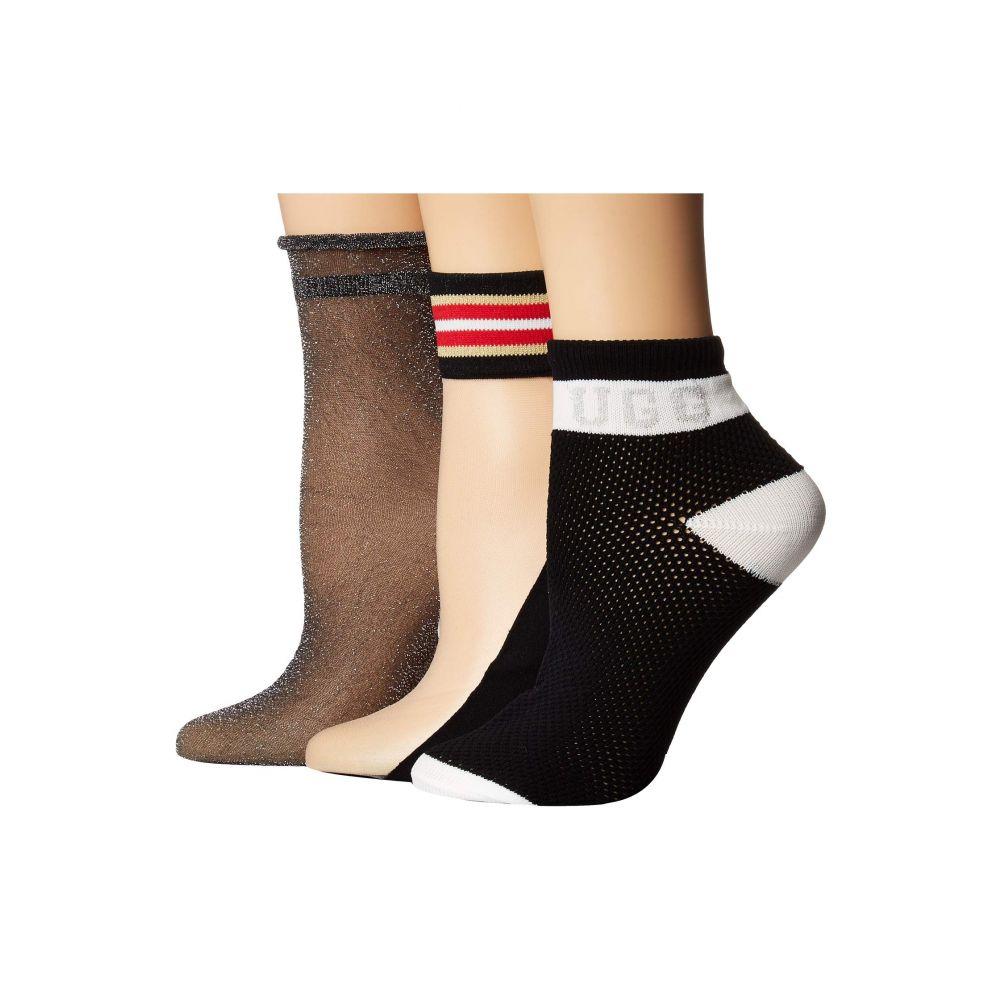 アグ UGG レディース インナー・下着 ソックス【Ash Ankle Socks Gift Set】Multi