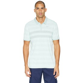 5f87eaf4cf99 ナイキ Nike Golf メンズ トップス ポロシャツ【Zonal Cooling Stripe Polo】Igloo/Flat Silver