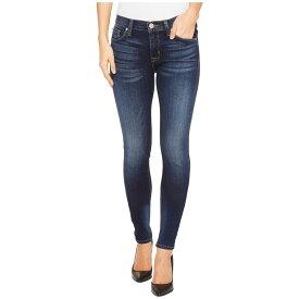 ハドソン Hudson レディース ボトムス・パンツ ジーンズ・デニム【Nico Mid-Rise Super Skinny Five-Pocket Jeans in Blue Gold】Blue Gold