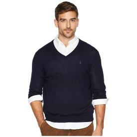 ラルフ ローレン Polo Ralph Lauren メンズ トップス ニット・セーター【Washable Merino V-Neck Sweater】Hunter Navy