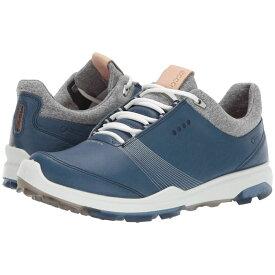エコー ECCO Golf レディース シューズ・靴 スニーカー【Biom Hybrid 3 GTX】Denim Blue