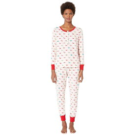 ケイト スペード Kate Spade New York レディース インナー・下着 パジャマ・上下セット【Printed Jogger Pajama Set】Dashhounds