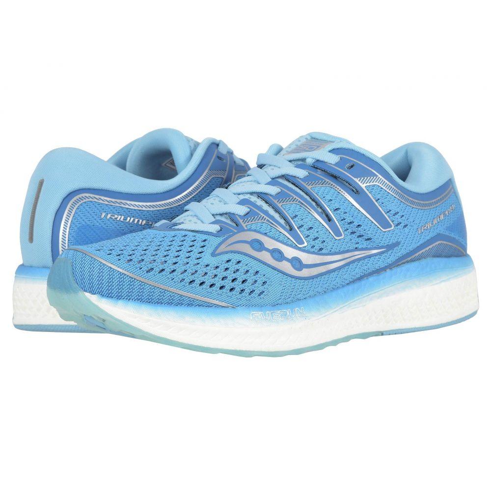サッカニー Saucony レディース ランニング・ウォーキング シューズ・靴【Triumph ISO 5】Blue