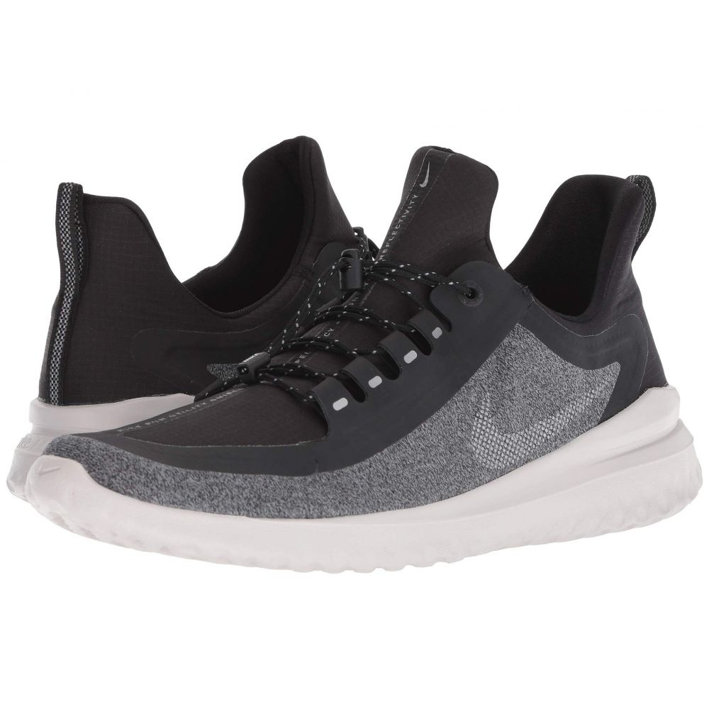 ナイキ Nike メンズ ランニング・ウォーキング シューズ・靴【Renew Rival Shield】Black/Metallic Silver/Cool Grey