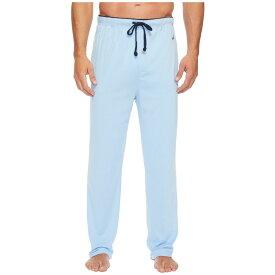 ノーティカ Nautica メンズ インナー・下着 パジャマ・ボトムのみ【Knit Sleep Pants】Noon Blue