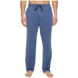 ノーティカ Nautica メンズ インナー・下着 パジャマ・ボトムのみ【Knit Sleep Pants】Blue Indigo Heather
