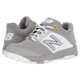 ニューバランス New Balance メンズ 野球 シューズ・靴【T3000V4 Baseball】Grey/White