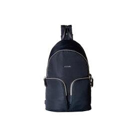 パックセイフ Pacsafe レディース バッグ バックパック・リュック【Stylesafe Anti-Theft Convertible Sling to Backpack】Navy