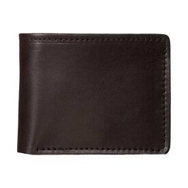 フィルソン Filson レディース 財布【Bifold Wallet】Brown
