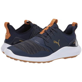 プーマ PUMA Golf メンズ シューズ・靴 スニーカー【Ignite NXT】Peacoat/Team Gold/White