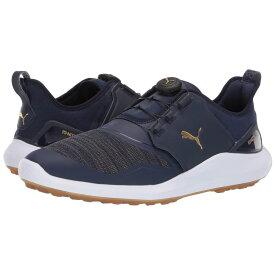 プーマ PUMA Golf メンズ シューズ・靴 スニーカー【Ignite NXT Disc】Peacoat/Team Gold/White
