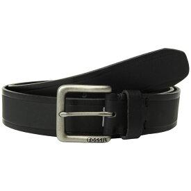 フォッシル Fossil メンズ ベルト【Kit Belt】Black