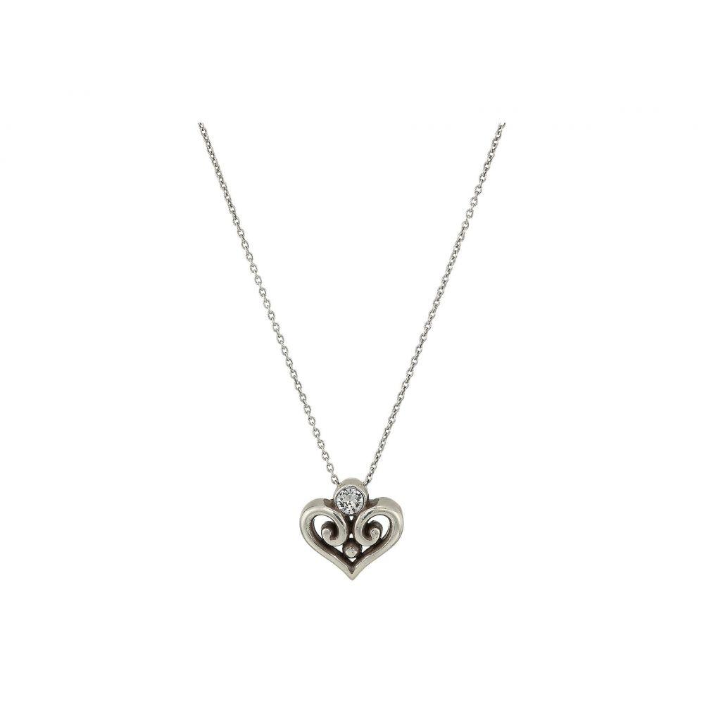 ブライトン Brighton レディース ジュエリー・アクセサリー ネックレス【Alcazar Heart Necklace】Crystal