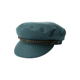 ブリクストン Brixton レディース 帽子【Ashland Cap】Mineral Blue