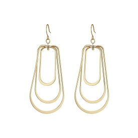 フレンチコネクション French Connection レディース ジュエリー・アクセサリー イヤリング・ピアス【Orbital Earrings】Gold