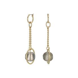 フレンチコネクション French Connection レディース ジュエリー・アクセサリー イヤリング・ピアス【Ball and Pearl Linear Earrings】Multi