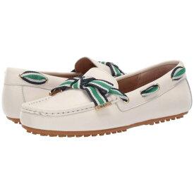 ラルフ ローレン LAUREN Ralph Lauren レディース シューズ・靴 ローファー・オックスフォード【Becka】Artist Cream Super Soft Leather